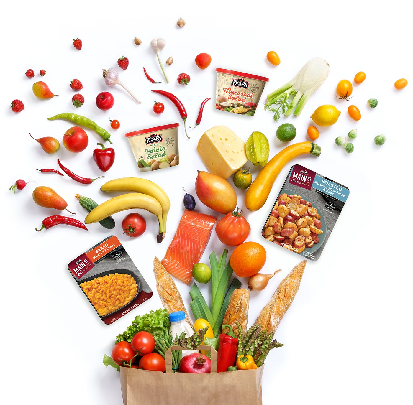 Enter to win groceries for a year!